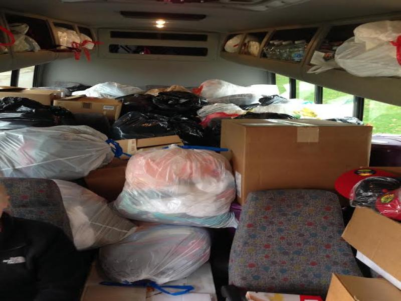 20th SXU Softball Team Helps Collect for Washington Tornado Relief Photo