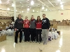 18th SXU Softball Team Helps Collect for Washington Tornado Relief Photo