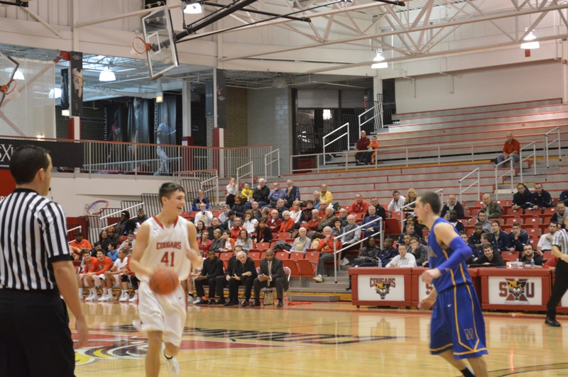 8th SXU Men's Basketball vs Madonna (Mich.) 11/29/13 Photo