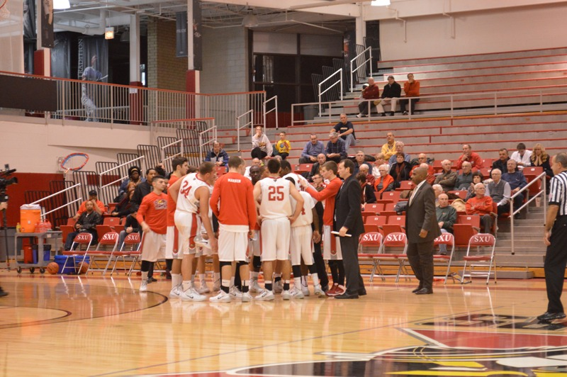 9th SXU Men's Basketball vs Madonna (Mich.) 11/29/13 Photo