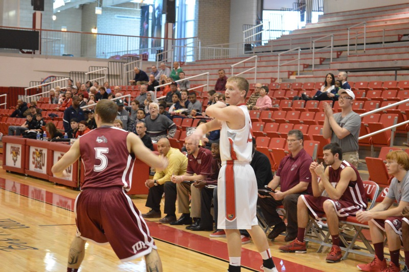 2nd SXU Men's Basketball vs IU-East (Ind.) 11/30/13 Photo