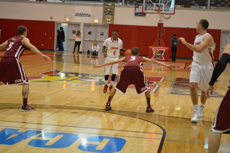 4th SXU Men's Basketball vs IU-East (Ind.) 11/30/13 Photo