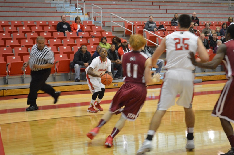 9th SXU Men's Basketball vs IU-East (Ind.) 11/30/13 Photo