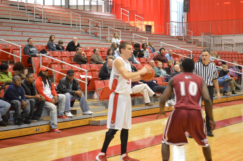 12th SXU Men's Basketball vs IU-East (Ind.) 11/30/13 Photo