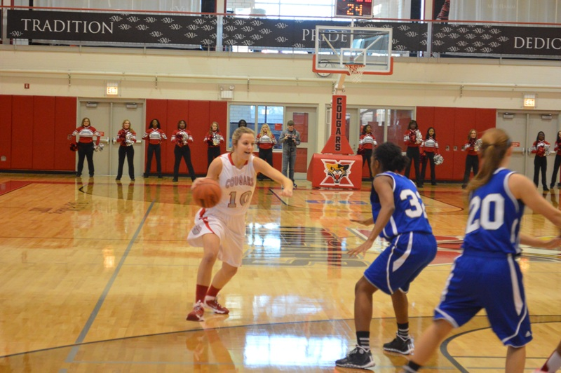 1st SXU Women's Basketball vs Judson (Ill.) 12/7/13 Photo