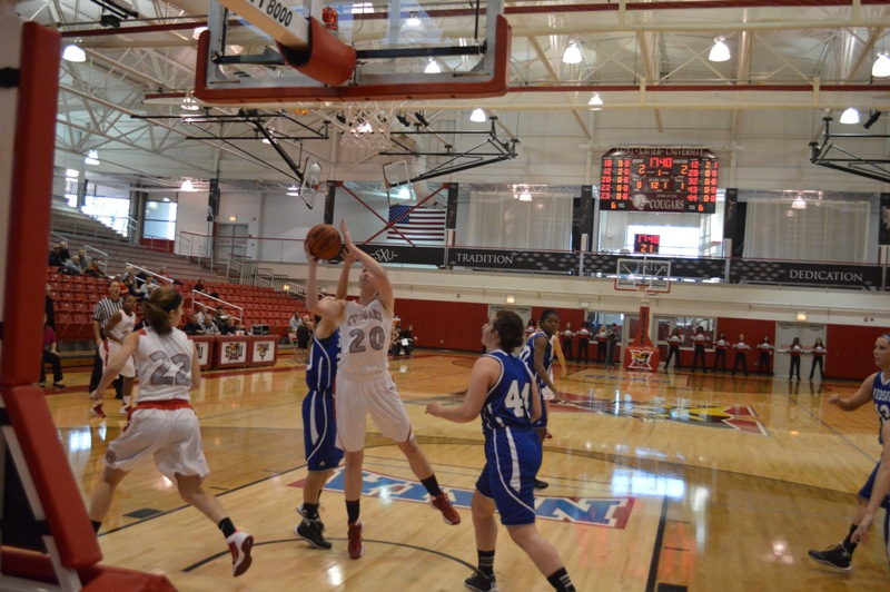 3rd SXU Women's Basketball vs Judson (Ill.) 12/7/13 Photo