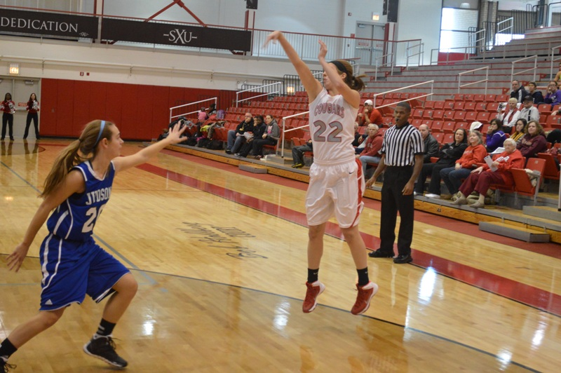 4th SXU Women's Basketball vs Judson (Ill.) 12/7/13 Photo