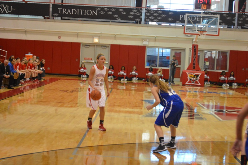 5th SXU Women's Basketball vs Judson (Ill.) 12/7/13 Photo