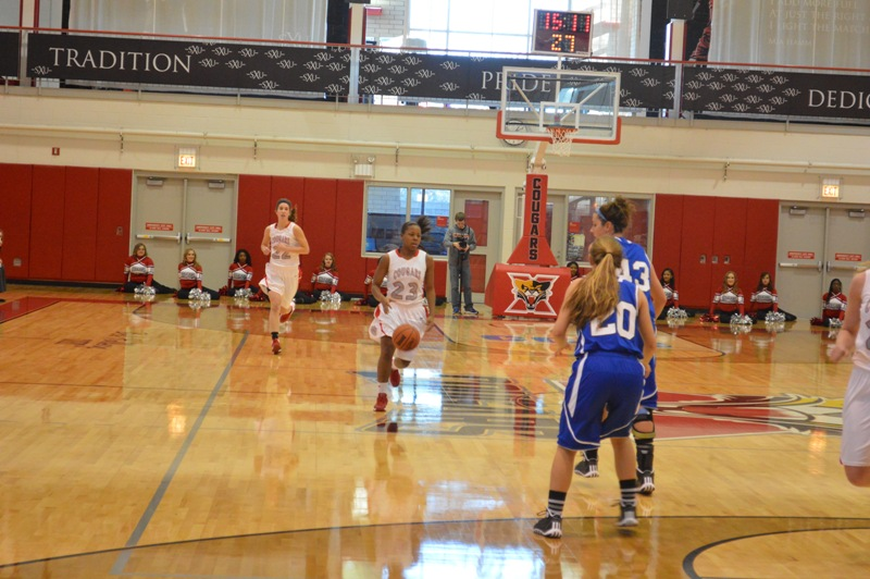 6th SXU Women's Basketball vs Judson (Ill.) 12/7/13 Photo
