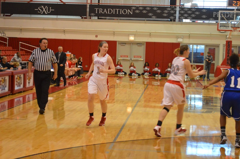 8th SXU Women's Basketball vs Judson (Ill.) 12/7/13 Photo