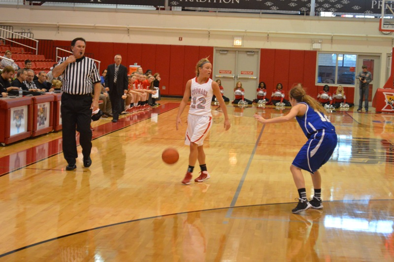 9th SXU Women's Basketball vs Judson (Ill.) 12/7/13 Photo