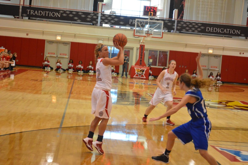 10th SXU Women's Basketball vs Judson (Ill.) 12/7/13 Photo