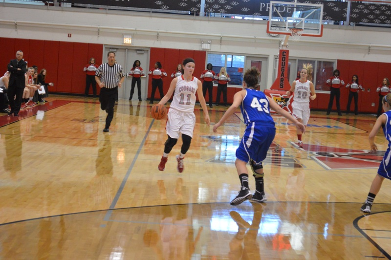 15th SXU Women's Basketball vs Judson (Ill.) 12/7/13 Photo