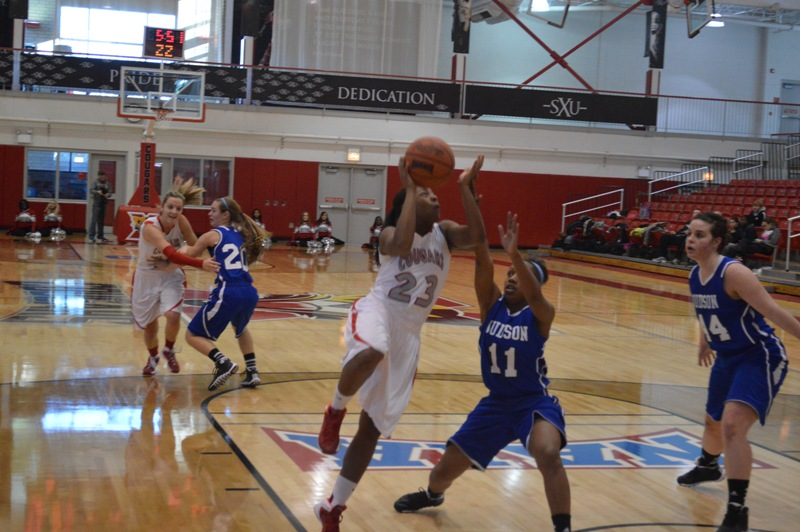 16th SXU Women's Basketball vs Judson (Ill.) 12/7/13 Photo