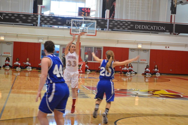 18th SXU Women's Basketball vs Judson (Ill.) 12/7/13 Photo