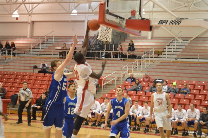 SXU Men's Basketball vs Judson (Ill.) 12/7/13 - Photo 2