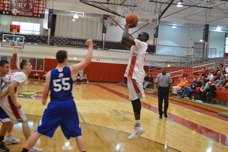SXU Men's Basketball vs Judson (Ill.) 12/7/13 - Photo 9