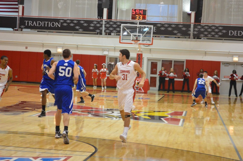 SXU Men's Basketball vs Judson (Ill.) 12/7/13 - Photo 22