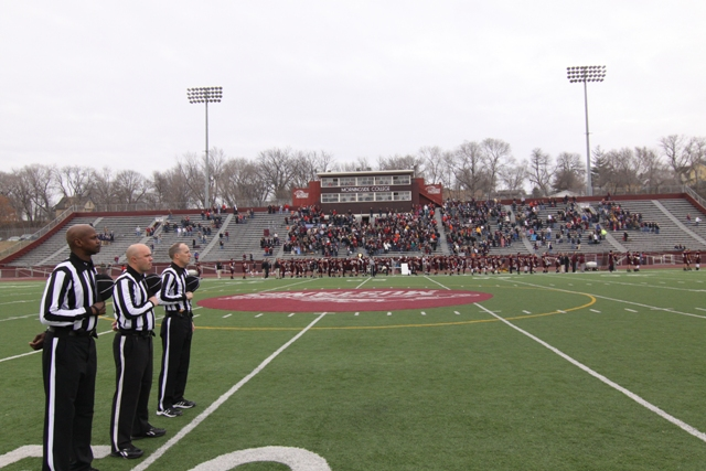1st Saint Xavier vs. Morningside College (Iowa)  Photo