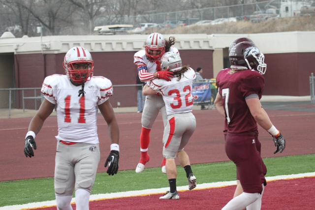 11th Saint Xavier vs. Morningside College (Iowa)  Photo