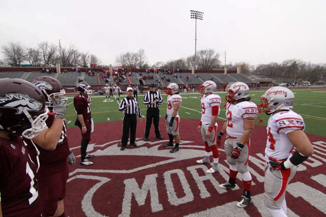 3rd Saint Xavier vs. Morningside College (Iowa)  Photo