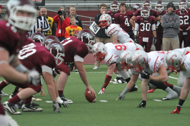 8th Saint Xavier vs. Morningside College (Iowa)  Photo