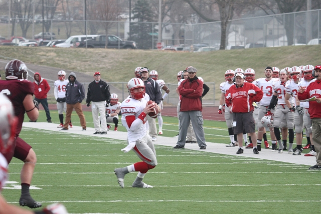 13th Saint Xavier vs. Morningside College (Iowa)  Photo