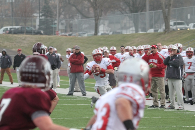 14th Saint Xavier vs. Morningside College (Iowa)  Photo