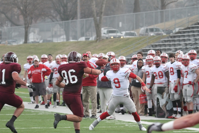 15th Saint Xavier vs. Morningside College (Iowa)  Photo