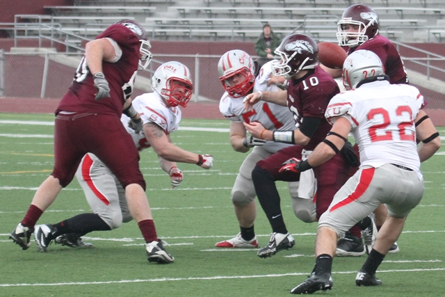 16th Saint Xavier vs. Morningside College (Iowa)  Photo