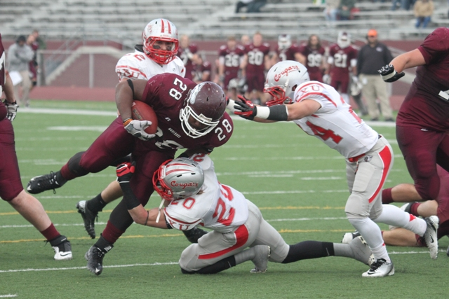 19th Saint Xavier vs. Morningside College (Iowa)  Photo