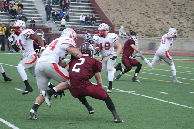 20th Saint Xavier vs. Morningside College (Iowa)  Photo