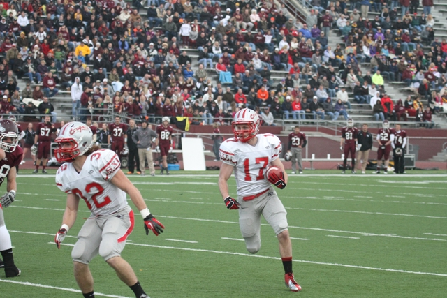 23rd Saint Xavier vs. Morningside College (Iowa)  Photo