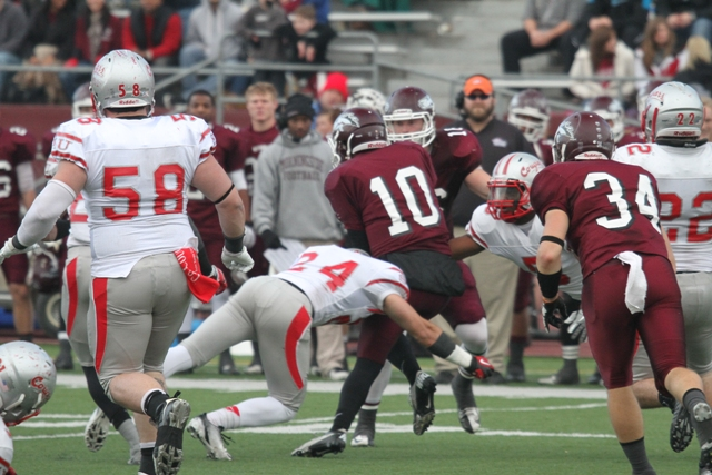 26th Saint Xavier vs. Morningside College (Iowa)  Photo