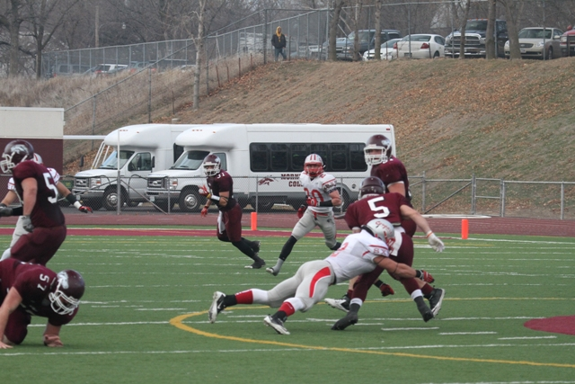 27th Saint Xavier vs. Morningside College (Iowa)  Photo
