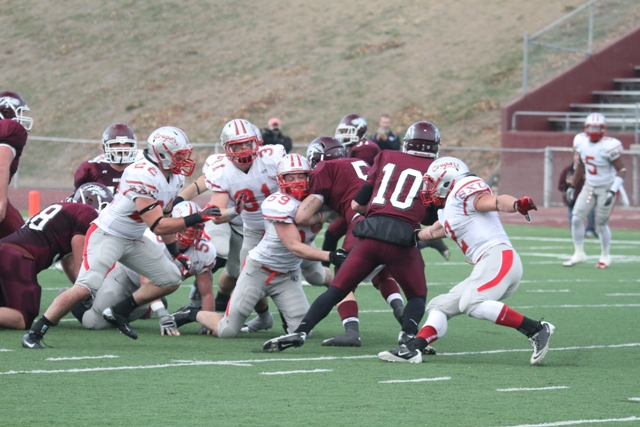 28th Saint Xavier vs. Morningside College (Iowa)  Photo