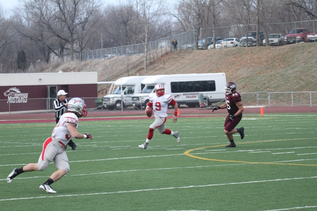 29th Saint Xavier vs. Morningside College (Iowa)  Photo