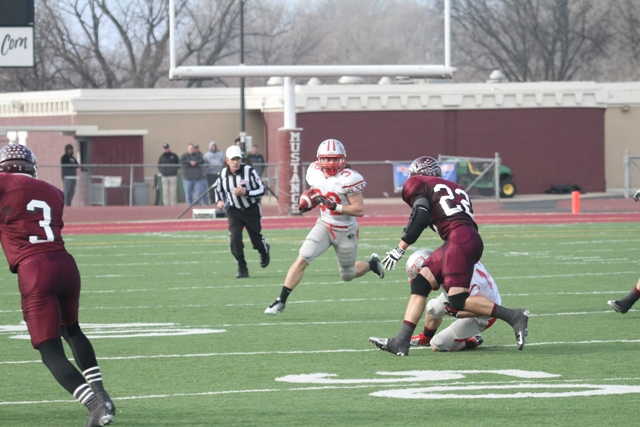 33rd Saint Xavier vs. Morningside College (Iowa)  Photo