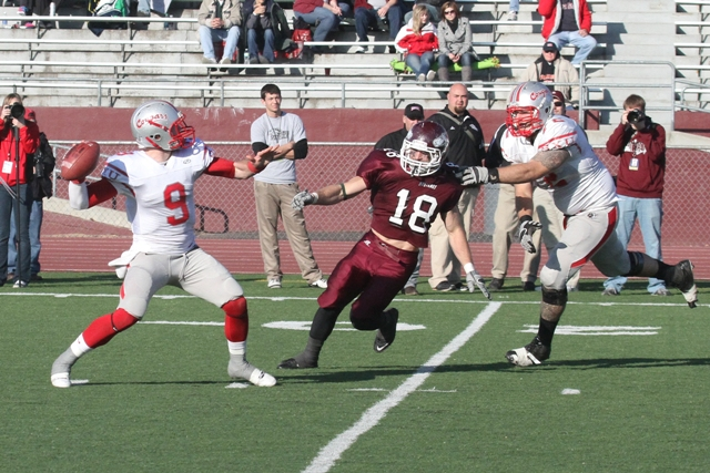 39th Saint Xavier vs. Morningside College (Iowa)  Photo