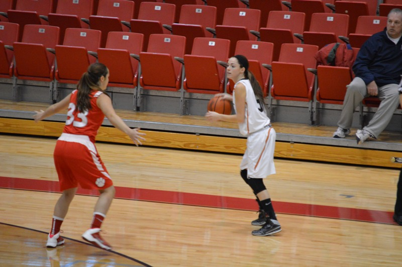 2nd SXU Women's Basketball vs Lourdes (Ohio) 12/29/13 Photo