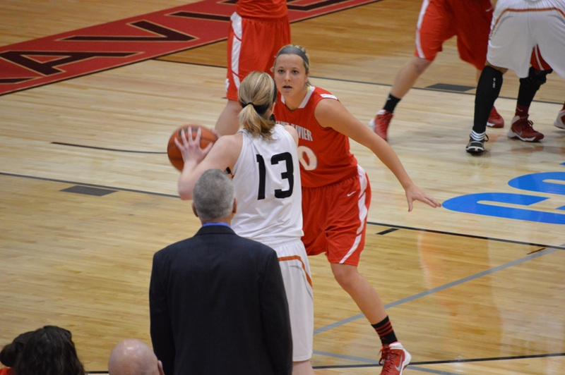 8th SXU Women's Basketball vs Lourdes (Ohio) 12/29/13 Photo