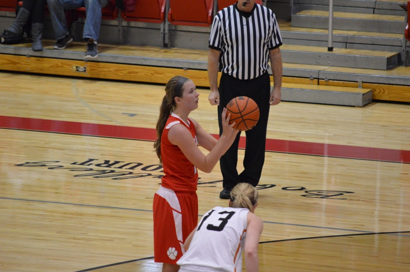 9th SXU Women's Basketball vs Lourdes (Ohio) 12/29/13 Photo