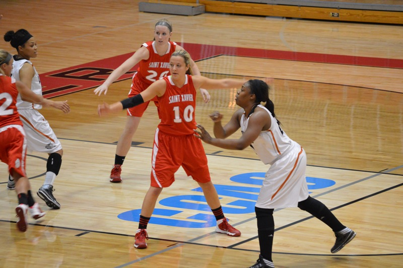 10th SXU Women's Basketball vs Lourdes (Ohio) 12/29/13 Photo
