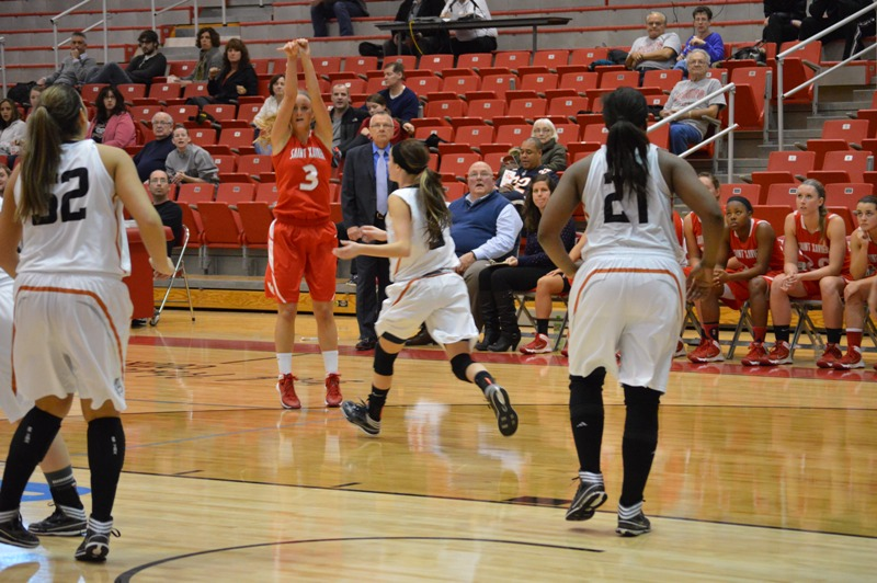 12th SXU Women's Basketball vs Lourdes (Ohio) 12/29/13 Photo