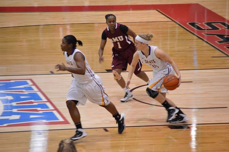 19th SXU Women's Basketball vs Lourdes (Ohio) 12/29/13 Photo
