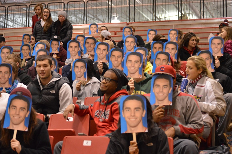 10th SXU Men's Basketball vs Purdue-North Central (Ind.) 1/15/14 Photo