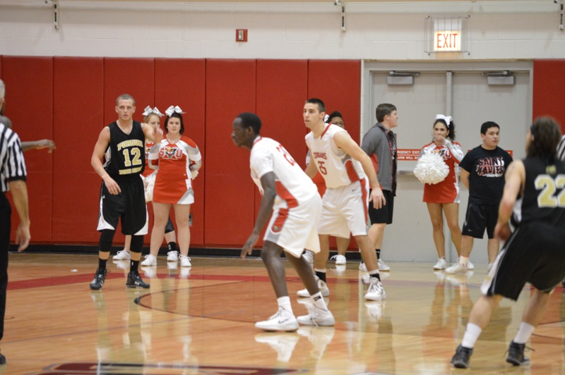 7th SXU Men's Basketball vs Purdue-North Central (Ind.) 1/15/14 Photo