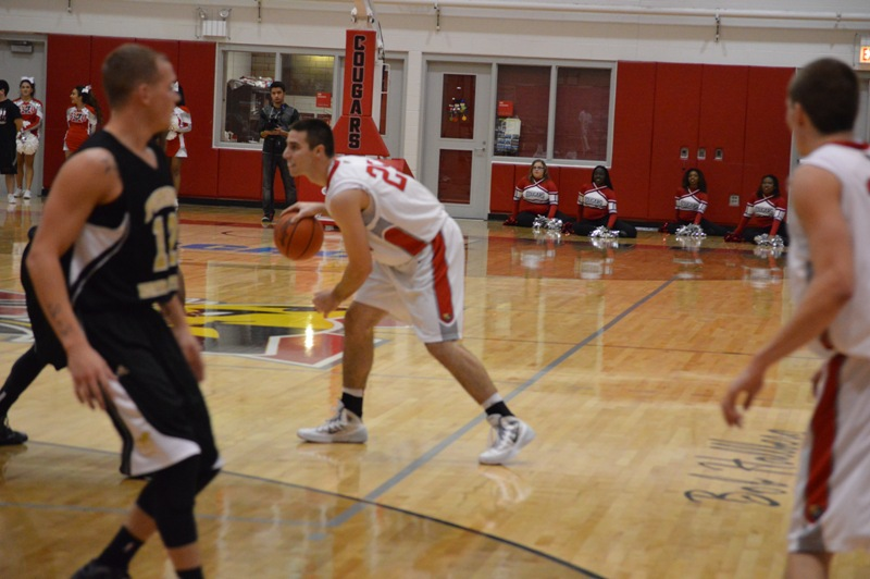 9th SXU Men's Basketball vs Purdue-North Central (Ind.) 1/15/14 Photo
