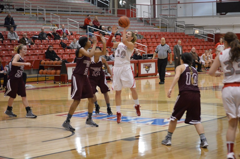 5th SXU Women's Basketball vs Calumet College (Ind.) 1/22/14 Photo