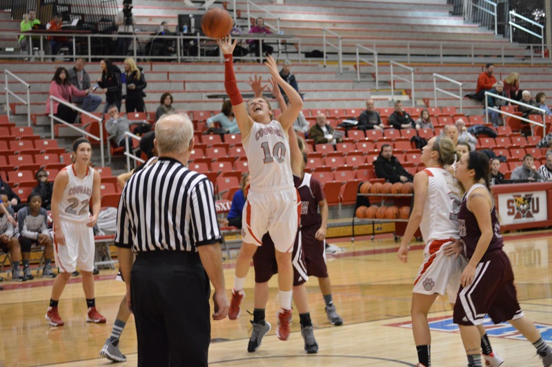6th SXU Women's Basketball vs Calumet College (Ind.) 1/22/14 Photo